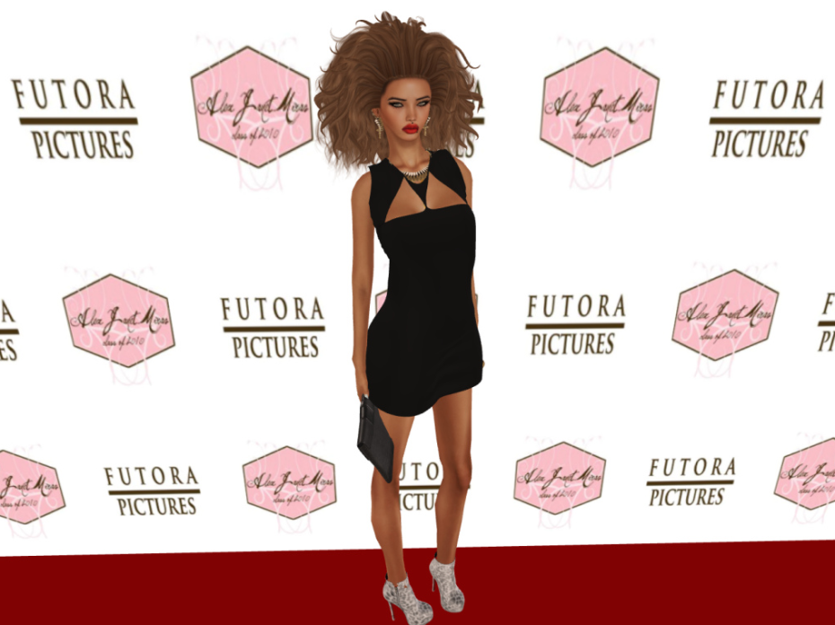 Red Carpet Look 1